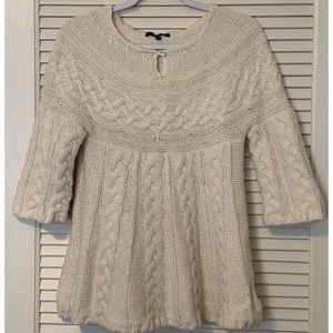 Beautiful hand knit Gap sweater